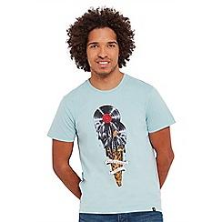 Joe Browns - Pale blue summer licks t-shirt