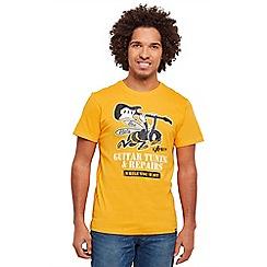 Joe Browns - Yellow bee flat t-shirt