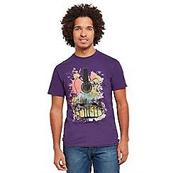 Joe Browns - Purple take it all in t-shirt