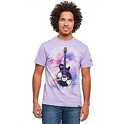 Joe Browns - Lilac good vibes t-shirt