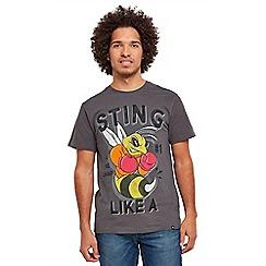 Joe Browns - Grey don't mess with me t-shirt