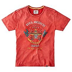 Joe Browns - Red 'Mexico' t-shirt