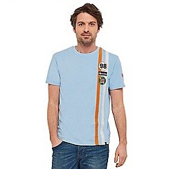 Joe Browns - Blue on the track t-shirt