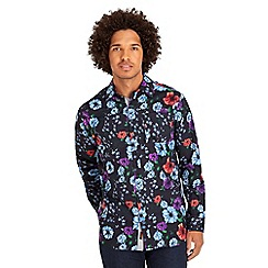 Joe Browns - Multi coloured full of fun floral shirt