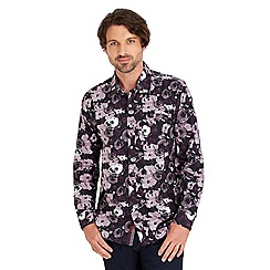 Joe Browns - Multi coloured right side of relaxed shirt