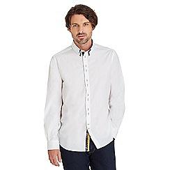Joe Browns - White delectable double collar shirt