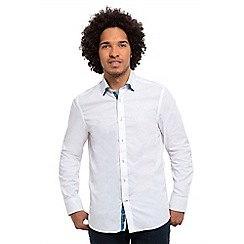 Joe Browns - White tailored to perfection shirt