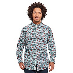 Joe Browns - Multi coloured delightful ditsy shirt