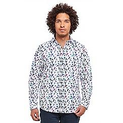 Joe Browns - Multi coloured brilliant bird shirt