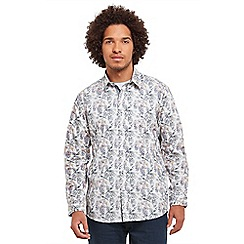 Joe Browns - White delightfully dapper shirt