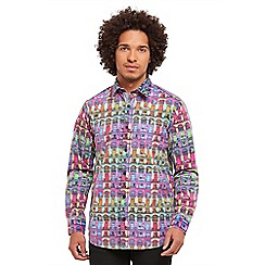 Joe Browns - Multi coloured open the door to Mexico shirt
