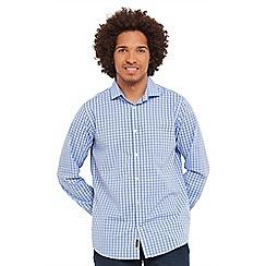 Joe Browns - Blue gorgeous gingham shirt
