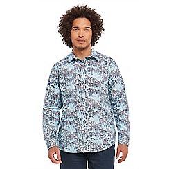Joe Browns - Blue surf's up shirt