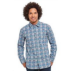 Joe Browns - Blue retro sounds shirt