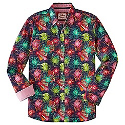 Joe Browns - Multi coloured hit the dancefloor shirt