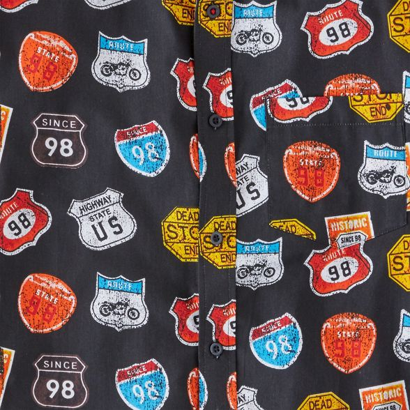 Joe road trip shirt Black Browns vTAavwxp