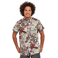 Joe Browns - Multi coloured rightfully retro shirt