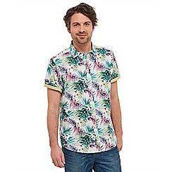 Joe Browns - Multi coloured flower power shirt