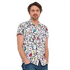 Joe Browns - Multi coloured 'Mexican' guitar shirt