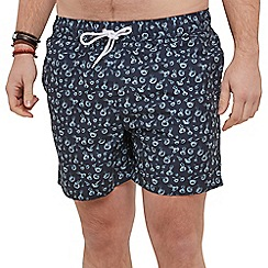 Joe Browns - Blue funky swim shorts