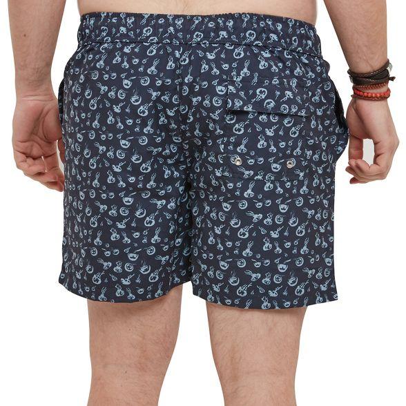 shorts funky Blue Browns swim Joe fEqICxg