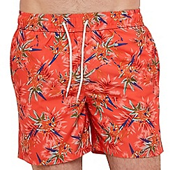 Joe Browns - Orange funky swim shorts