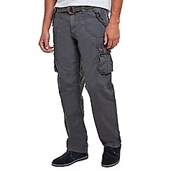 Joe Browns - Dark grey hit the action combat trousers
