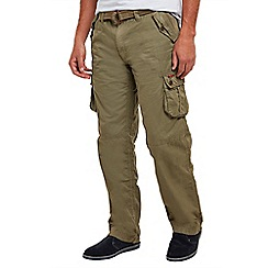 Joe Browns - Khaki hit the action combat trousers
