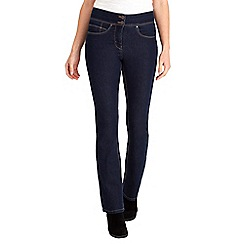 Joe Browns - Dark blue booty bootcut jeans