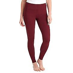 Joe Browns - Dark red beautiful leggings