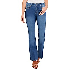 Joe Browns - Mid blue beautiful bootcut jeans