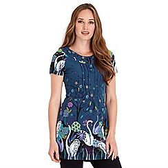 Joe Browns - Multi coloured our swan tunic