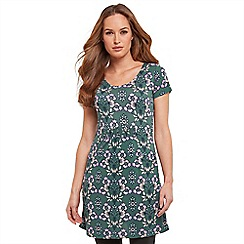Joe Browns - Dark green remarkable tunic