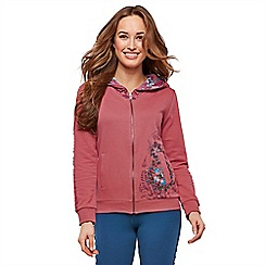 Joe Browns - Pink 'Joe's Ultimate' Hoody