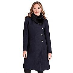 Joe Browns - Navy fabulous coat