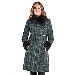 Joe Browns - Green sophisticated coat