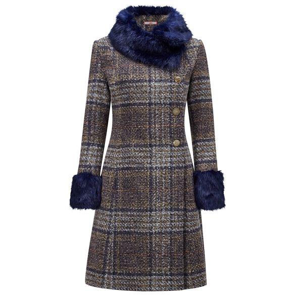 coloured sophisticated Browns Multi coat Joe check S1aCqFw