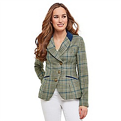 Joe Browns - Green exceptional check jacket