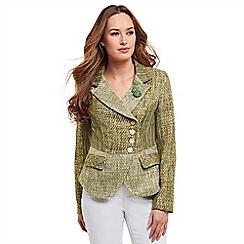 Joe Browns - Lime garden jacket