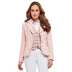 Joe Browns - Pale pink dashing jacket