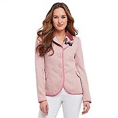 Joe Browns - Pale pink bring on the summer jacket