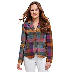 Joe Browns - Multi coloured chic boutique check jacket