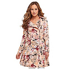 Joe Browns - Multi coloured pretty floral mac