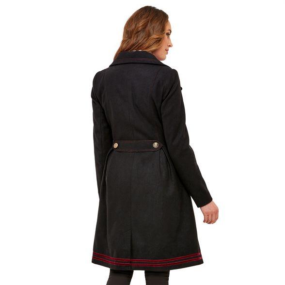 border Joe coat Browns Black velvet tqt6w1vr