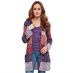Joe Browns - Multi coloured bright boutique long cardigan