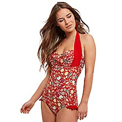 Joe Browns - Red va va voom swimsuit