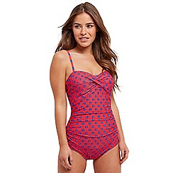 Joe Browns - Multi coloured simple swimsuit
