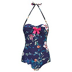 Joe Browns - Multicoloured vivacious halterneck swimsuit