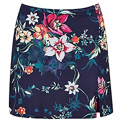 Joe Browns - Multicoloured mix and match floral swimskirt