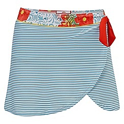 Joe Browns - Blue 'Mix and Match' Swim Skirt